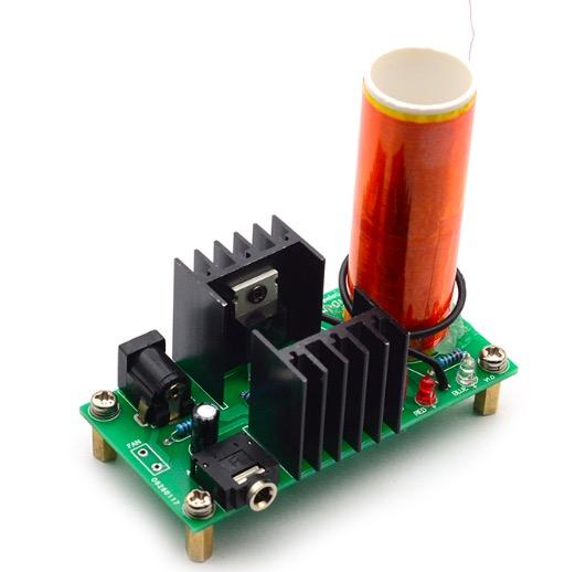 Módulos audio : Módulo parlante bobina de Tesla 15w para armar